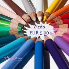 Zinībām 5,00 EUR